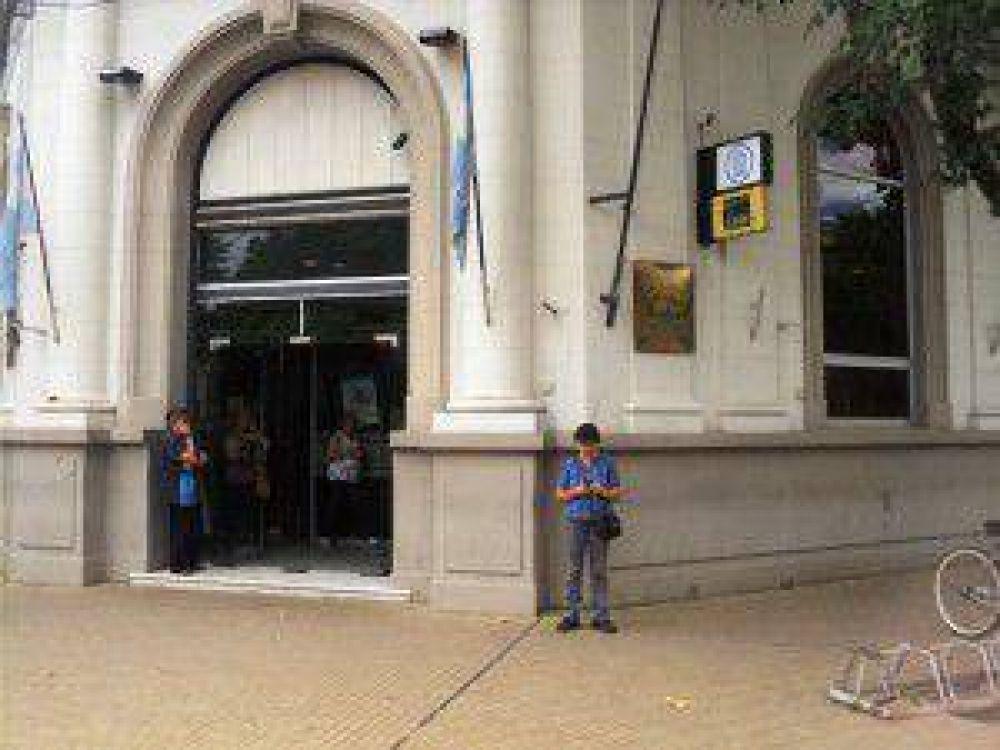Se levantó el paro del Banco Nación