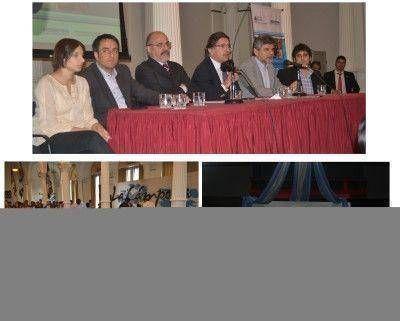 La UNPAZ particpó del acto de presentación de políticas de Bienestar Universitario 2013