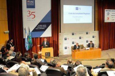 """Massa en Pilar: """"Hay que pelear contra las dos inseguridades: la inflación y el delito"""""""