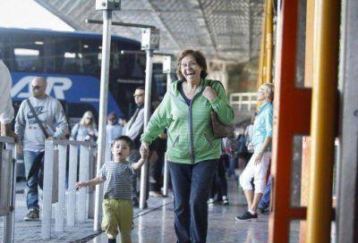 Movimiento turístico: ingresarán unos $43 millones este fin de semana largo