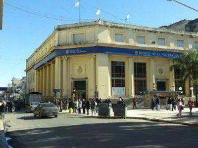 La Bancaria acató la conciliación obligatoria y suspendió el paro en el Banco Nación