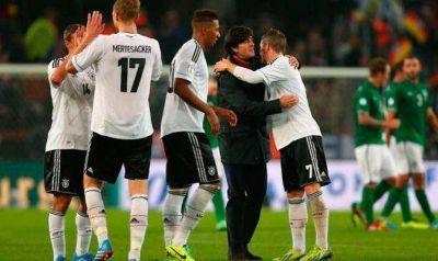 Tiemblen todos, Alemania al Mundial