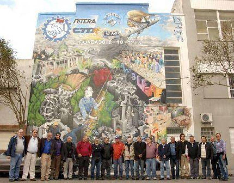 """Delibera en Luz y Fuerza el Encuentro Internacional sobre """"Energía y Soberanía"""""""