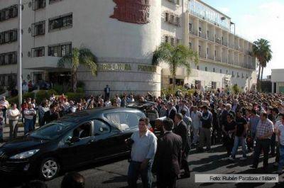 """Julián Domínguez: """"Margarita, honraste tu banca siendo fiel al pueblo sanjuanino"""""""
