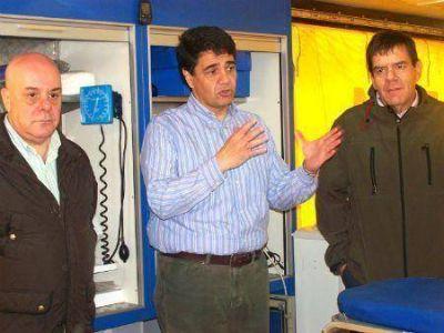 Vicente López y la Ciudad de Bs. As anunciaron convenio de mutua colaboración en Defensa Civil