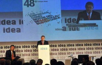 Competitividad y freno de Brasil, los ejes del debate empresarial