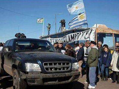 La Asamblea de Gualeguaychú se manifestó nuevamente sin cortar la ruta