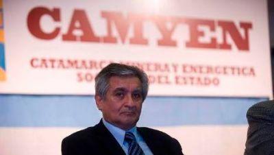 CAMYEN ratificó que es titular de las minas de Cerro Atajo