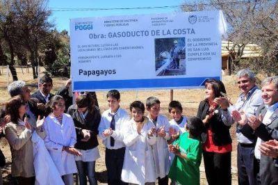 Gasoducto de la Costa: el servicio llegará primero a Papagayos