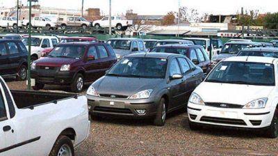 Se venden casi 500 autos por día