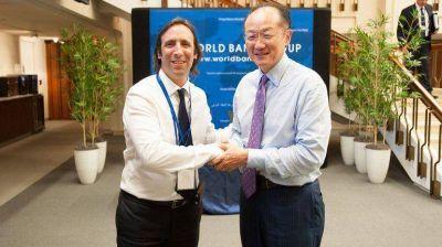 El Gobierno dispondr� de u$s700 millones del cr�dito del Banco Mundial