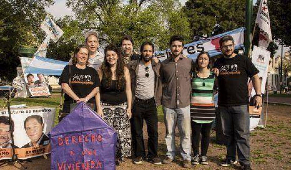 Camino Popular dialogó con vecinos sobre vivienda