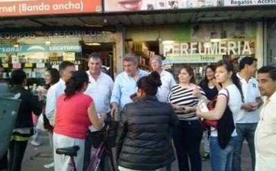 D`Onofrio: �Si Massa viviera en Pilar, votar�a nuestra lista y no la de Z�ccaro�