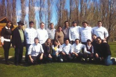 El turismo gastronómico se instala como alternativa en Chubut
