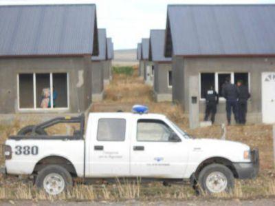 Vecinos usurparon viviendas del Plan Federal
