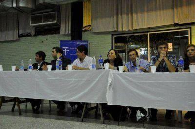 Los candidatos propusieron los temas que no deben faltar en el Concejo Deliberante