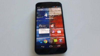 Disponible el Moto X, el primogénito de Motorola y Google