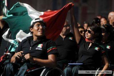 Los juegos juveniles Parapanamericanos arrancaron con un colorido desfile