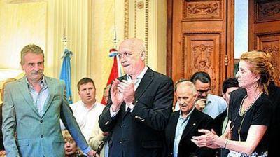 Ataque a la casa de Bonfatti: Binner salió al cruce de Rossi