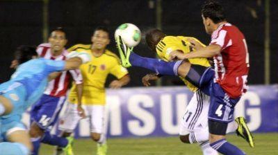 Colombia ganó en Asunción y también sería cabeza de serie