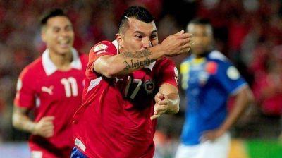 Chile superó a Ecuador, que igual logró la clasificación