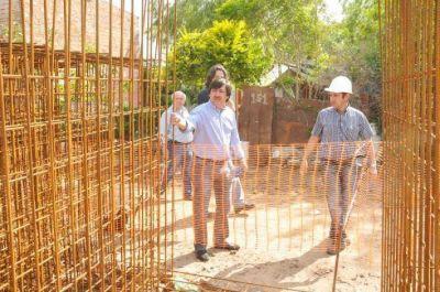Intervención urbano ambiental de la zona este: continúa avanzando la obra del canal Laprida