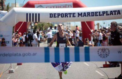 Presentaron los circuitos del 24º Maratón Ciudad de Mar del Plata