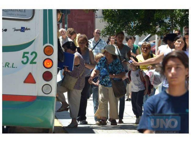 Se dictó la conciliación obligatoria en el conflicto de los choferes del transporte urbano