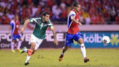 México cayó en Costa Rica y quedó en zona de repechaje