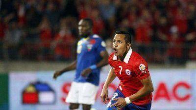Chile y Ecuador ya están en el próximo Mundial