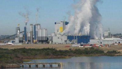El gobierno nacional exigió a Uruguay que revea la autorización a UPM