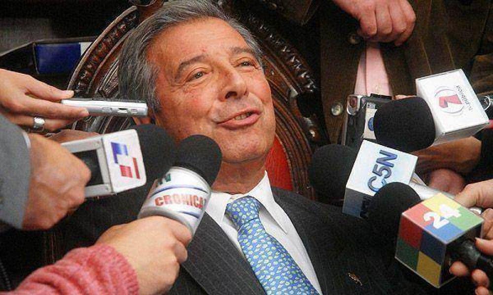 """""""Las candidaturas las debaten los partidos, no los jueces"""""""