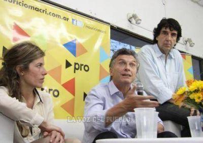 """Macri dijo que """"merecemos darnos la oportunidad de apostar a algo distinto"""""""