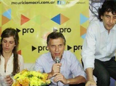 """Macri: """"somos la tercera vía de un país que necesita algo nuevo"""""""