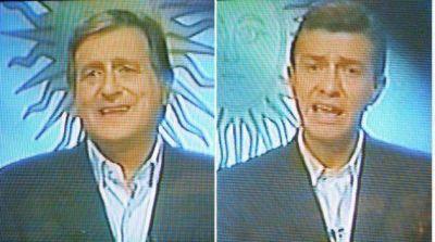 El debate televisivo Aguilar-Rozas: una discusión abundante en chicanas