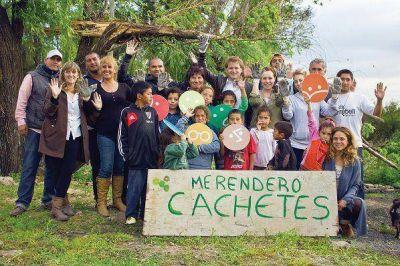 El Voluntariado de Alex Campbell realizó una Limpieza en San Jorge