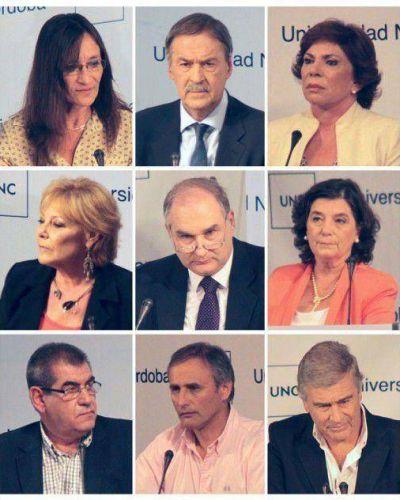 El narcoescándalo se coló en el debate de los candidatos
