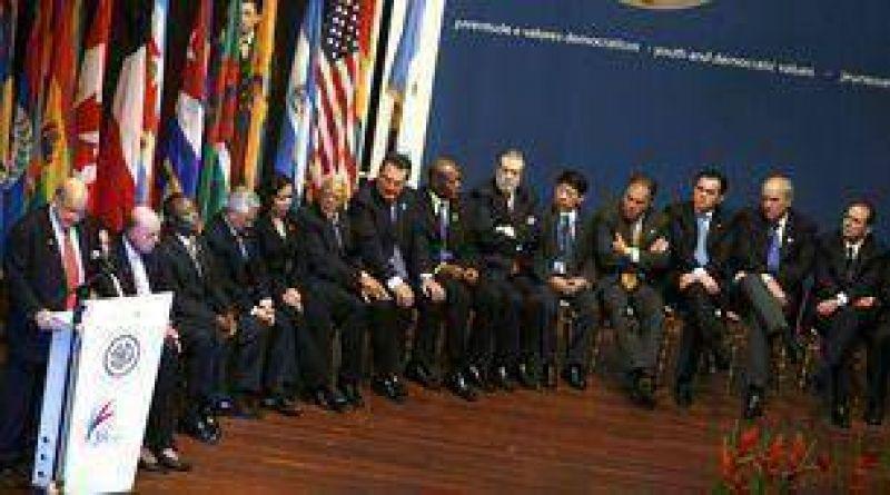 Se aplazó el debate del regreso de Cuba a OEA
