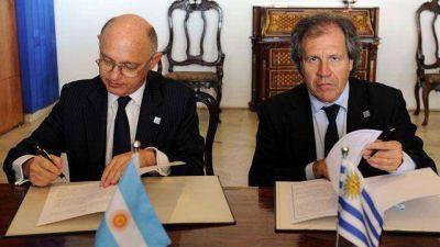 Uruguay contestó a Argentina y ratificó autorización a UPM