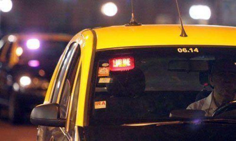 Taxistas pidieron que la tarifa suba un 35 por ciento