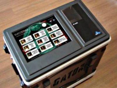 El Municipio le alquilaría las urnas electrónicas a Altec
