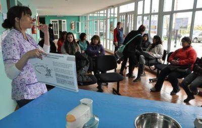 Se realizó jornada por Día Mundial de la Alimentación Saludable