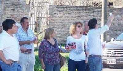 El Frente Renovador en el barrio Chacra de López