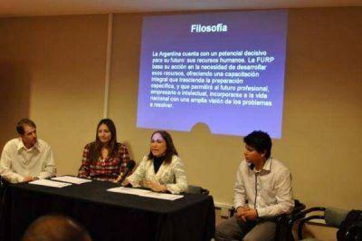 Presentaron la filial de FURP en Tierra del Fuego