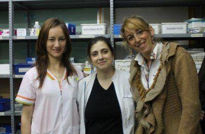 Premian a la Farmacia del Hospital de Ushuaia