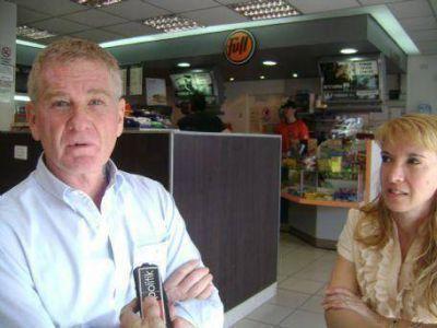 """De Narváez visitó Ensenada: """"Hay que reconocer que el Frente Renovador ha hecho una excelente elección"""""""