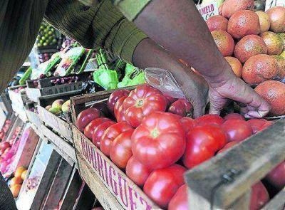 Disminuyó el consumo del tomate y su precio bajó 35%