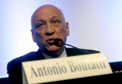 """Amenaza vía SMS contra Bonfatti: """"Se la van a poner en la autopista"""""""
