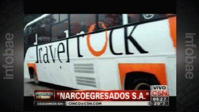 Desbarataron una banda narco que podría estar vinculada a una empresa de viajes de egresados