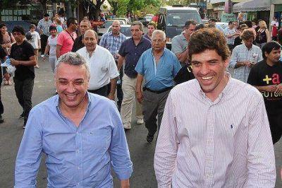 """Zamora: """"Los vecinos nos piden que sigamos avanzando por Tigre"""""""